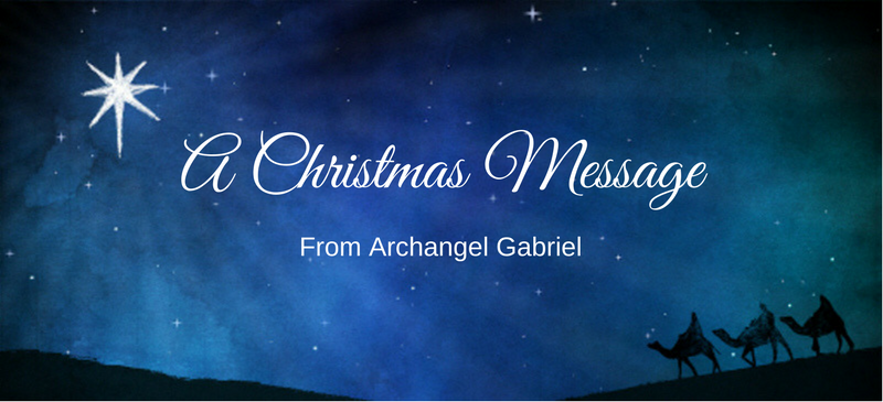 Bien connu A Christmas Message from Archangel Gabriel | Shanta Gabriel HO24