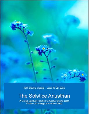 June Solstice Anusthan 2020 guidebook