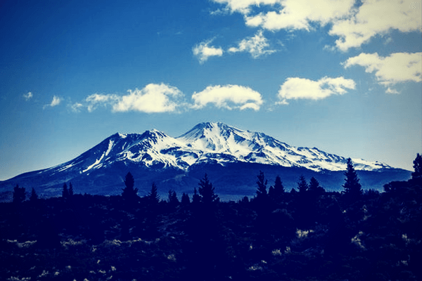 Mt Shasta Base Chakra