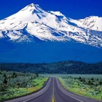 Mt Shasta - coming home