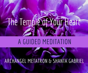 The Temple of Your Heart Guided Meditation